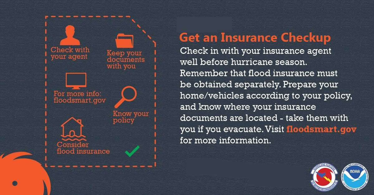 Hurricane Preparedness: Get An Insurance Checkup