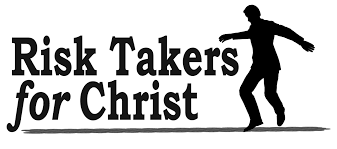 risk takers for christ logo